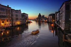 Waterworld Venice by Cuellar