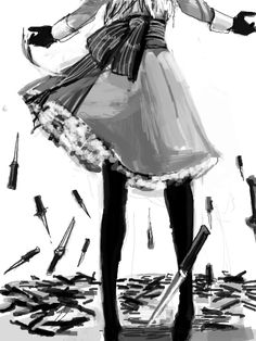 What if Belarus had telekinesis powers? And she just did that when she got angered? Wouldn't that be badass