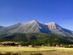 Mountains in Abruzzi Regions!