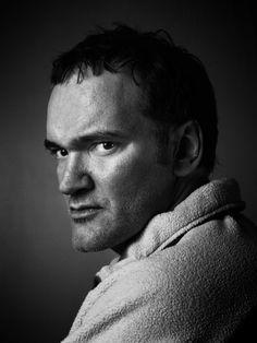 Quentin Tarantino (1963) - American film director, screenwriter, cinematographer, producer, and actor. Photo Nicolas Guérin