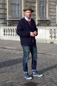 Get inspiration from the best men's street style looks on the street. Looks Style, Style Me, Cool Street Fashion, Street Style, Urban Fashion, Mens Fashion, La Mode Masculine, Moda Casual, Men's Wardrobe