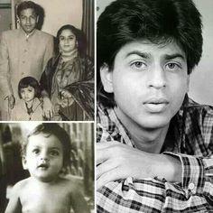 Super star of India. Sharukh khan. Srk's childhood foto