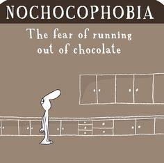 #nochocophobia