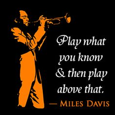 Famous Quotes by Miles Davis Jazz Quotes, Dj Quotes, Famous Quotes, Great Quotes, Jazz Music, Music Love, Music Is Life, Jazz Art, Musician Quotes