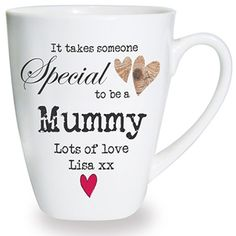 Personalised Someone Special Latte Mug  from Personalised Gifts Shop - ONLY £9.99