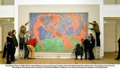 Matisse La danza 1909