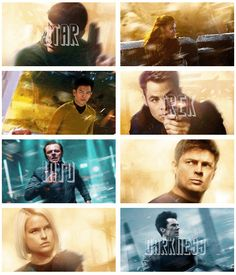 Star Trek Into Darkness- Awesome Movie