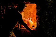 Potter in Turkey