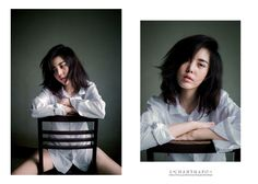 #2 On The Brown Chair.  #photo #photobook #art #portrait @lchanthapo