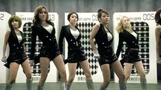 T-ARA - Sexy Love - MV - (Dance Version) - 티아라 섹시 러브 - Music Video [ENG/...