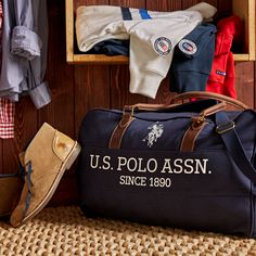 9d0ec9bb8 All the best looks for holiday getaways.  USPoloAssn  LiveAuthentically  Other Accessories