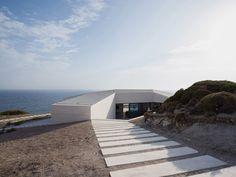 La arquitectura como Estética: VNC Casa en Milos