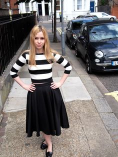 crop top outfits | ... Couture: Today`s Outfit: Midi Skirt and Crop Top - UK Fashion Blog