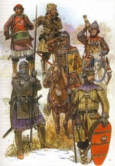 New Varangian Guard - Constantinople