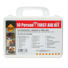 10 Person #FirstAid #Kit