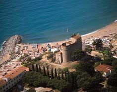 Sant Pau. Sant Pol de Mar. El Maresme, Catalonia