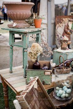 Country Living Fair:: Columbus, Ohio | CLF Booth Display Ideas:: LYSSA ANN PORTRAITS
