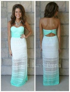 this could be a potential dress pattern...very cut back and colors!
