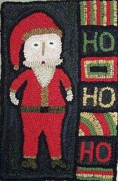 Star Rug Company {Ho-Ho-Ho} by Maria Barton