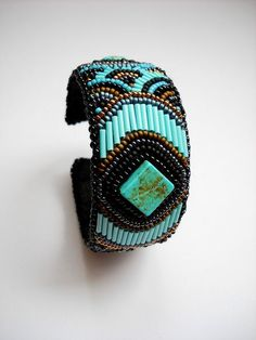 mayan beading embroidery | Embroidery