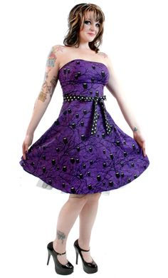 Folter Night Owl dress....this is pretty cute