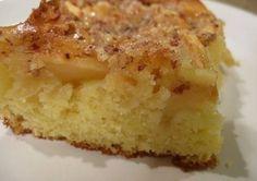 Torta vaga_ torta de manzanas fácil