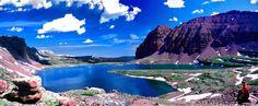 Red Castle Lake, High Uintas, Utah