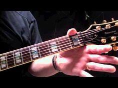 SECRET AGENT MAN - Guitar Lesson - YouTube