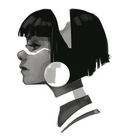 speed face by bib0un.deviantart.com on @deviantART