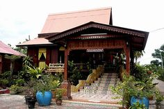 Chef shukri s house langkawi malaysia rumah pinterest for Traditionelles thai haus