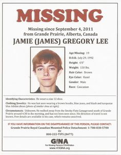 https://www.facebook.com/pages/Missing-Person-Jamie-Lee/120096148173682