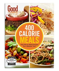 Good Housekeeping: 400 Calorie Meals Hardcover