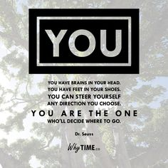 You decide #quote