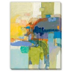 Gallery Direct Incertitude Canvas Gallery Wrap Art | Overstock.com Shopping - The Best Deals on Gallery Wrapped Canvas