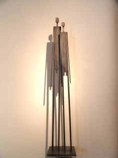 WE - 39 Inch; patined stainless steel; Edition of 99 #markwhite #markwhitefineart #mwfa #fineart #gallery #sculpture #we #people #99% #editionof99 #men #women #children #stainlesssteel #patina #steelgray #patinedstainlesssteel #handmade #santafe #newmexico #canyonroad #artist #sculptor