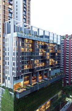 Hansar Luxury Boutique Hotel - Exterior View Rajdamri Road, Bangkok http://www.boutiquebangkok.com/bangkok/hansar-bangkok-hotel