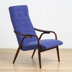 Ton model 947 armchair by Antonin Šuman, 50s