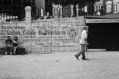 Lisbona - Cidade Da Tolerancia