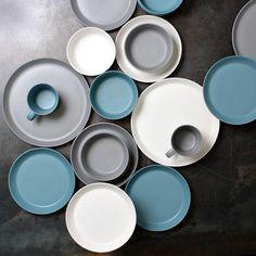 New Everyday Tableware
