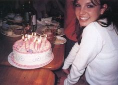 a young britney