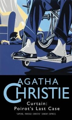 Can't resist a good crime thriller, Poirot my favourite