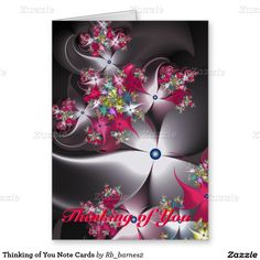 Thinking of You Note Cards