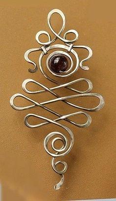 Flickr. Tatiana. #wirewrappedringsshape #wirejewelry
