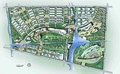 industrial park design - 全景展示-天狮健康产业园 Industrial Park, Modern Industrial, Parking Design, Urban Design, Parks, City Photo, Landscape, Corner Landscaping, Parkas
