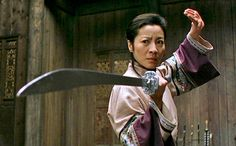 Crouching Tiger, Hidden Dragon (2000) PG-13, 120 mins., directed by Ang Lee, starring Michelle Yeoh, Ziyi Zhang, Chow Yun-Fat