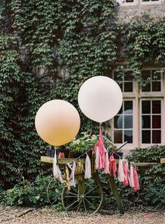 Fairy Tale English Wedding in Costwolds from Ann-Kathrin Koch - wedding decorations idea