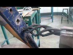 elaboracion manual piña - YouTube