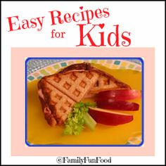 Easy Recipes For Kids #recipes