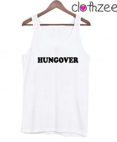 Hungover White & Cool Tank Top