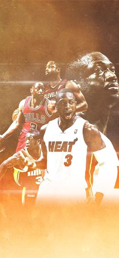 Miami Heat Basketball, Basketball Players, Dwyane Wade Wallpaper, Hoop Dreams, Sports Celebrities, Team Player, Wallpaper Free Download, Blake Lively, Top Free